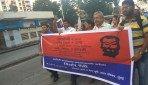 जातीअंत संघर्ष समिती की रैली।