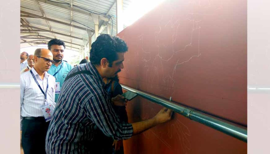 'Hamara Station, Hamari Shaan' kickstarts