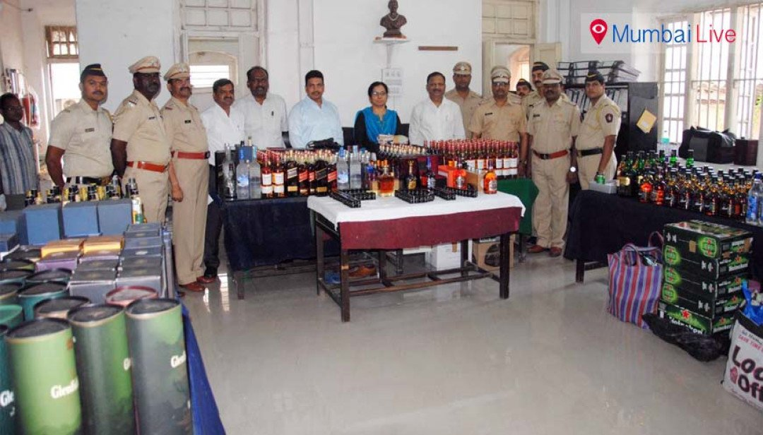 Illicit liquor scam busted