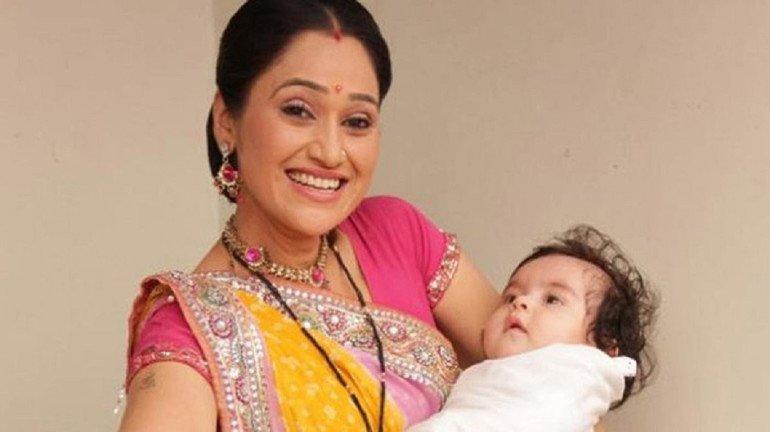 'तारक मेहता' की दया भाभी ने बच्ची को दिया जन्म!