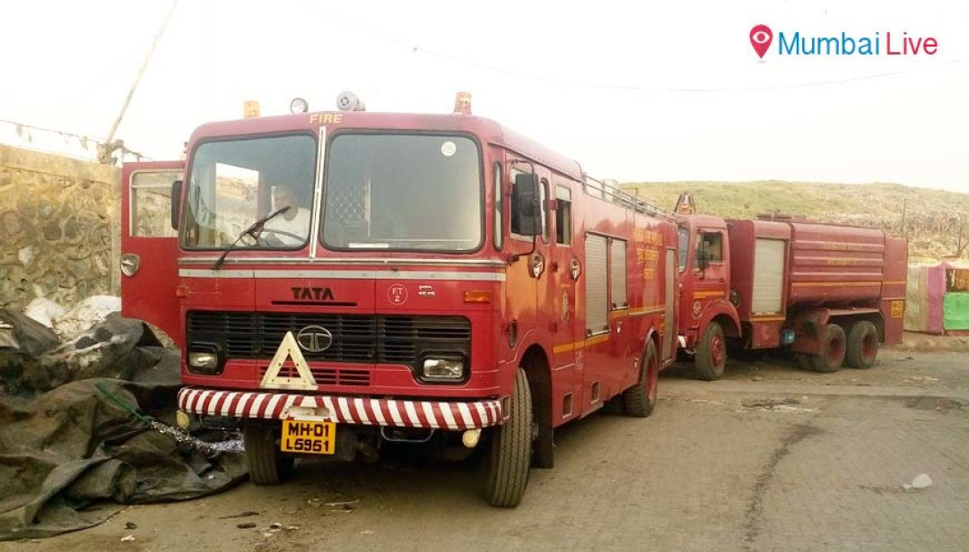 Fire breaks out at Denoar, again!