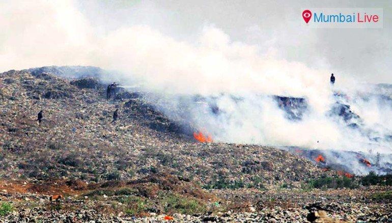 Opposition parties slam BMC over Deonar dump