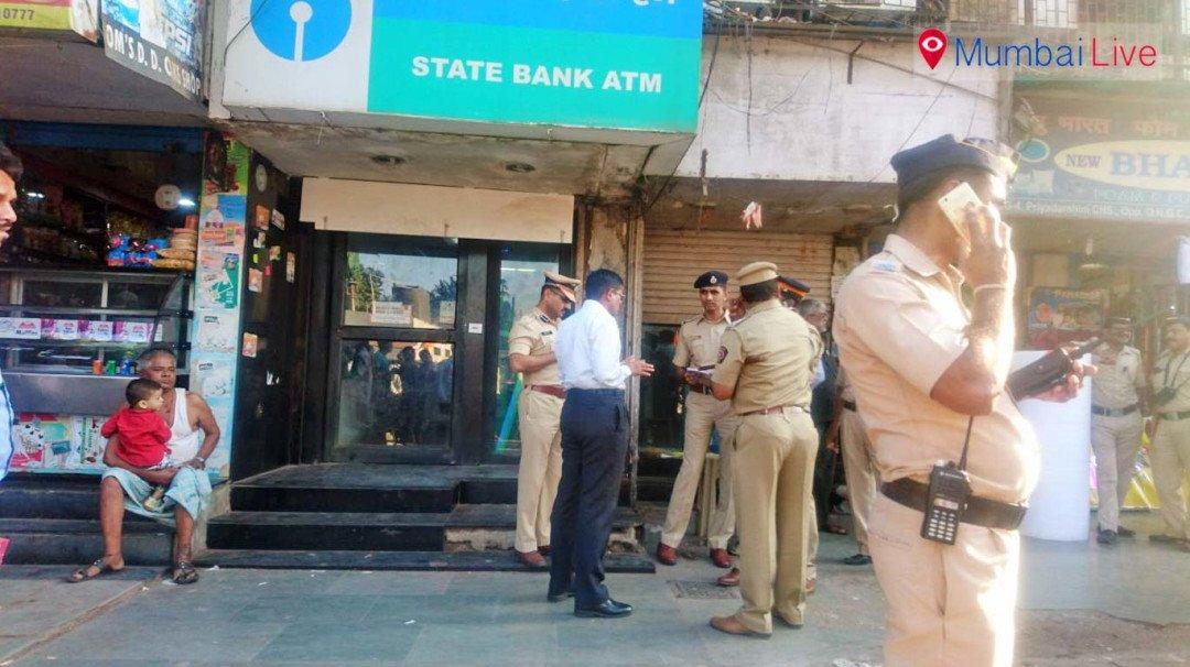 Three accused of ATM cash loot held from Satara