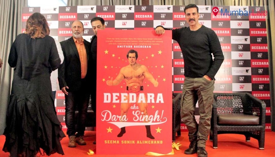 Akshay Kumar launches 'Deedara'