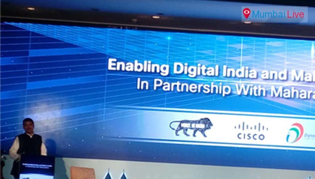 Digital Maharashtra ropes in CISCO