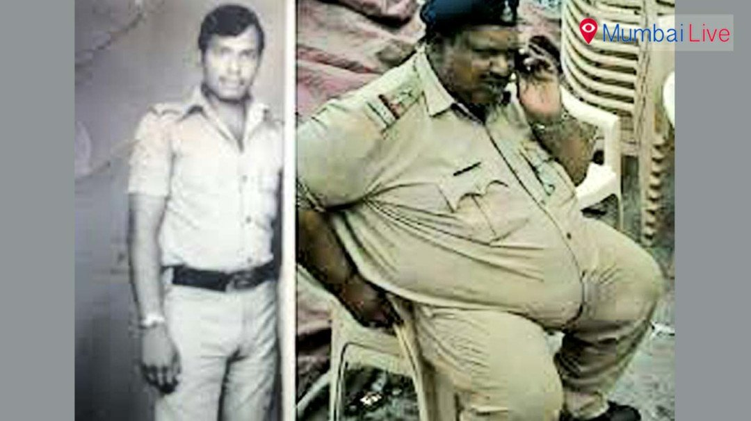 MP cop Jogawat arrives in Mumbai to get slimmer