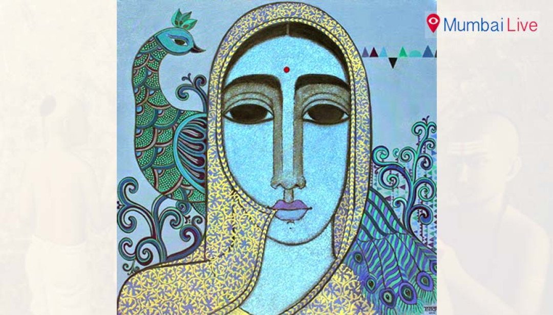 Painting exhibition at Khar