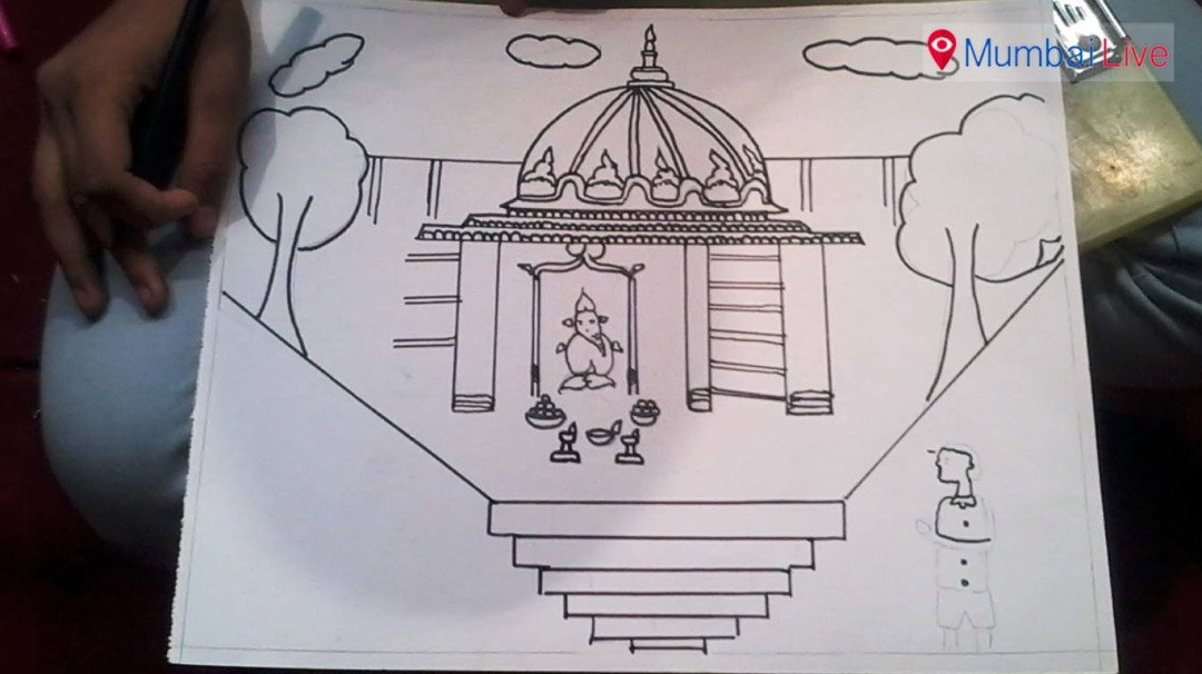 Balkumar Drawing competition