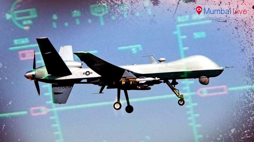 मुंबईवर होऊ शकतो ड्रोन हल्ला?