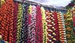 Markets decorated for Ganpati Bappa