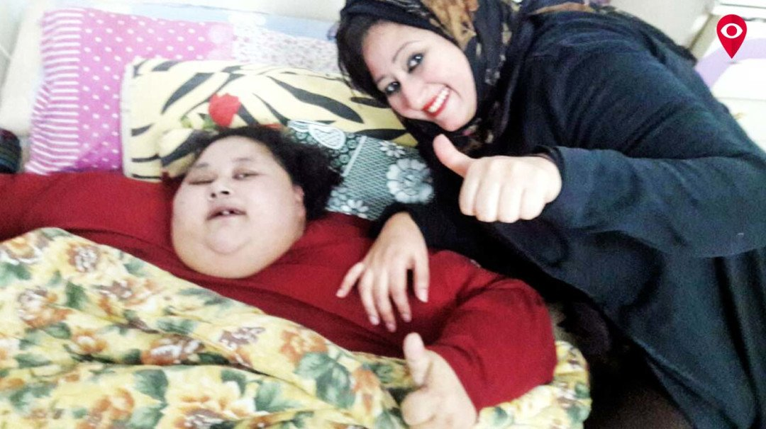Emam Ahmed sheds 242 kgs in two months