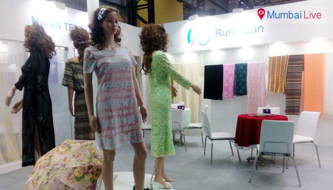 Garment expo underway at Goregaon