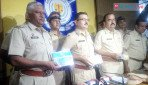 Police exposes cheque fraudsters