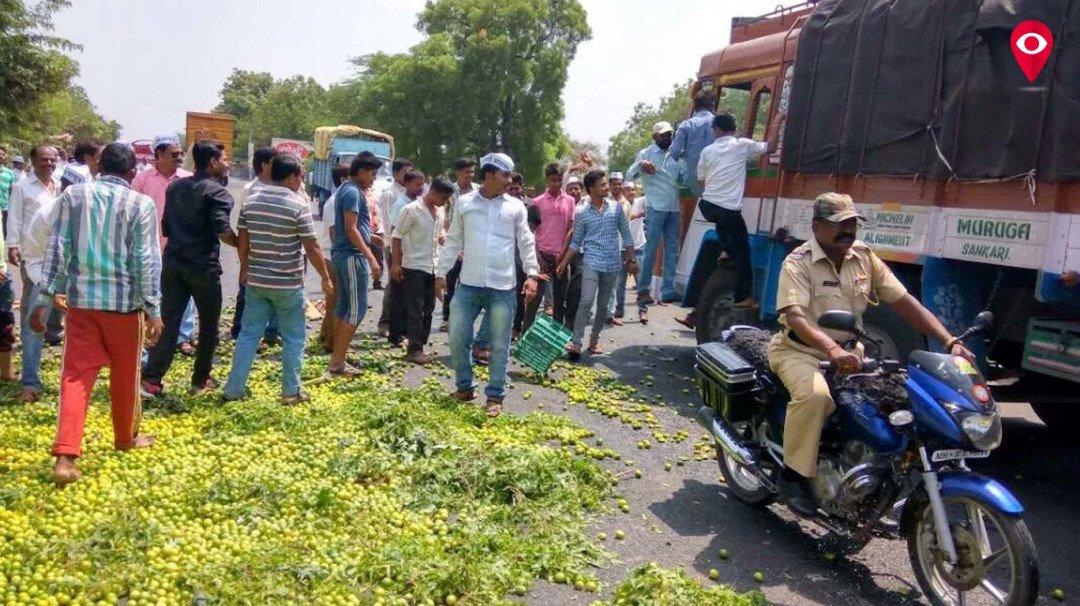 किसान संगठनों में पड़ी फूट, हड़ताल रहेगी जारी