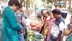 Farmers market at Ghatkopar