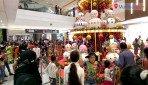 Festivities at Phoenix market city