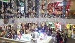 फिनिक्स सिटी मॉल में क्रिसमस की रौनक