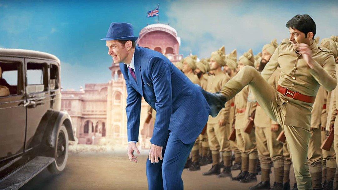 फिरंगी का मोशन पोस्टर हुआ रिलीज, देखें यहां