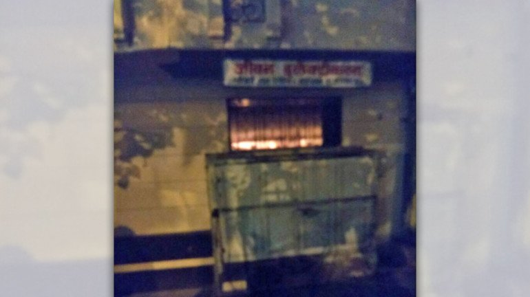 City witnessed three fire incidents in one night