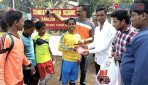Sena promotes sports in schools