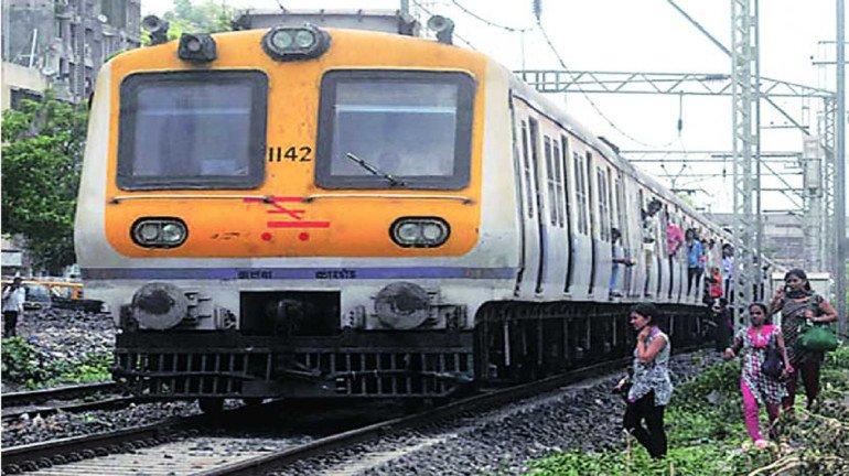 मध्य रेलवे पर आज नाइट पावर ब्लॉक