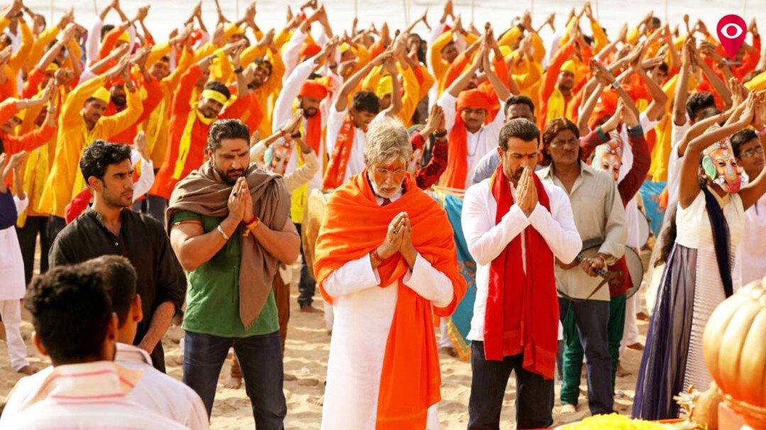सरकार की बप्पा से गुहार, अमिताभ ने गाई गणेश आरती