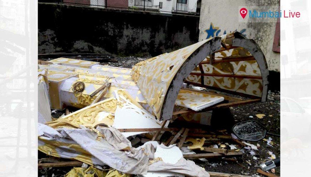 Residents demand fine on negligent Ganesh mandal