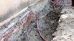 Gas pipeline bursts in Mulund