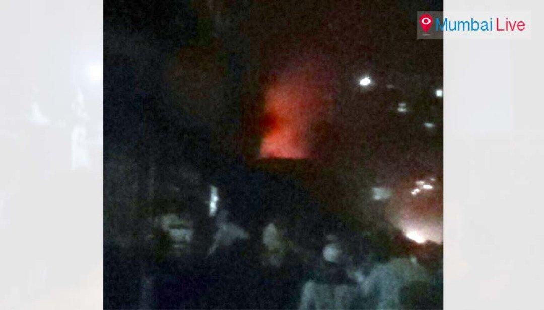 Cylinder blast in Dindoshi