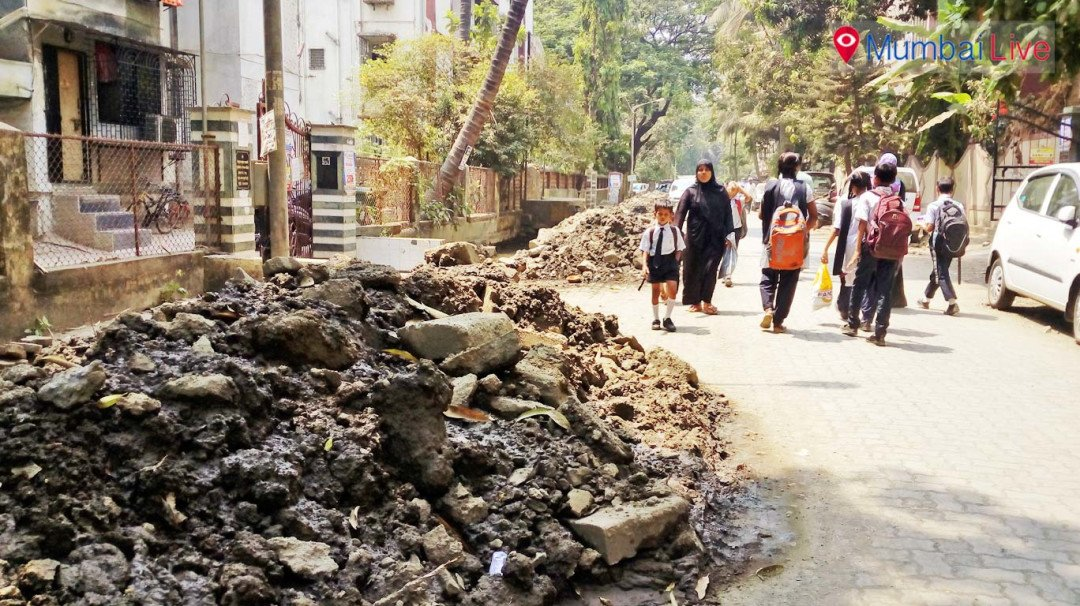 Residents suffer due to civic official's indifference