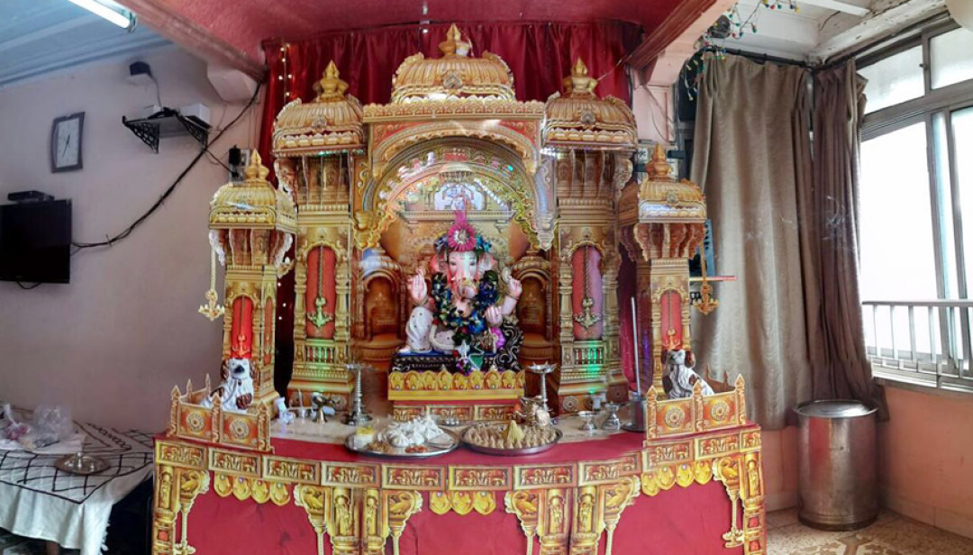 BJP hosts Ganpati competition at Dahisar