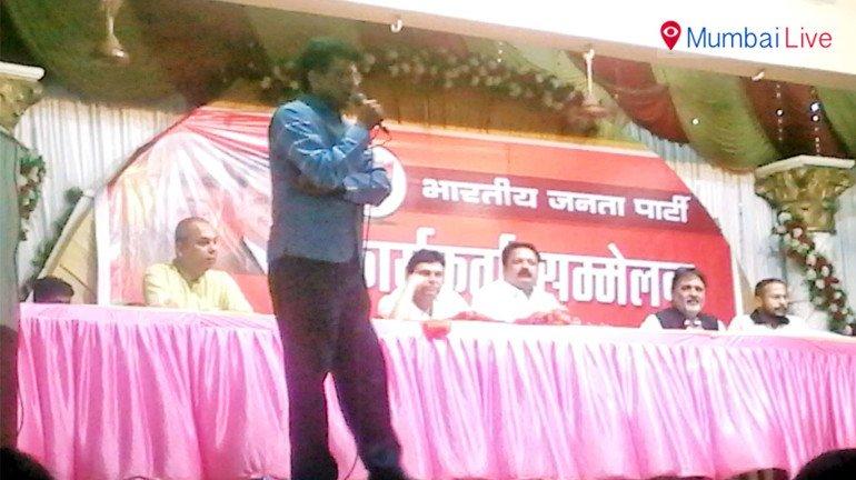BJP will rule BMC- Kirit Somaiya