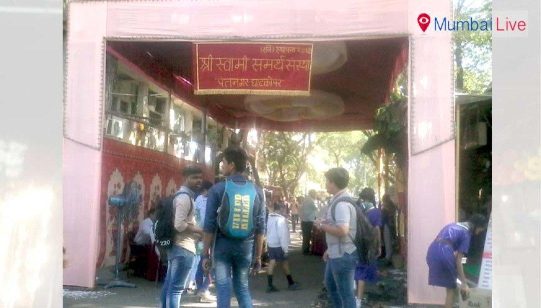 Devotees seek blessings of Lord Dattatreya