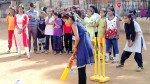 मुलींसाठी आंतरशालेय रबर बॉल क्रिकेट स्पर्धा