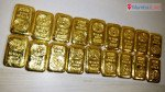 AIU seizes 18 gold bars