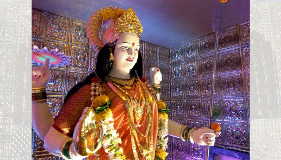 स्वर्ण मंदिर वाली देवी माता