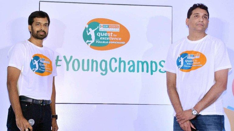 मुंबईतील युवा खेळाडूंना मिळणार गोपीचंदकडून प्रशिक्षणाचे धडे