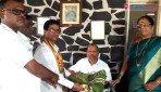 BJP turns samaritan