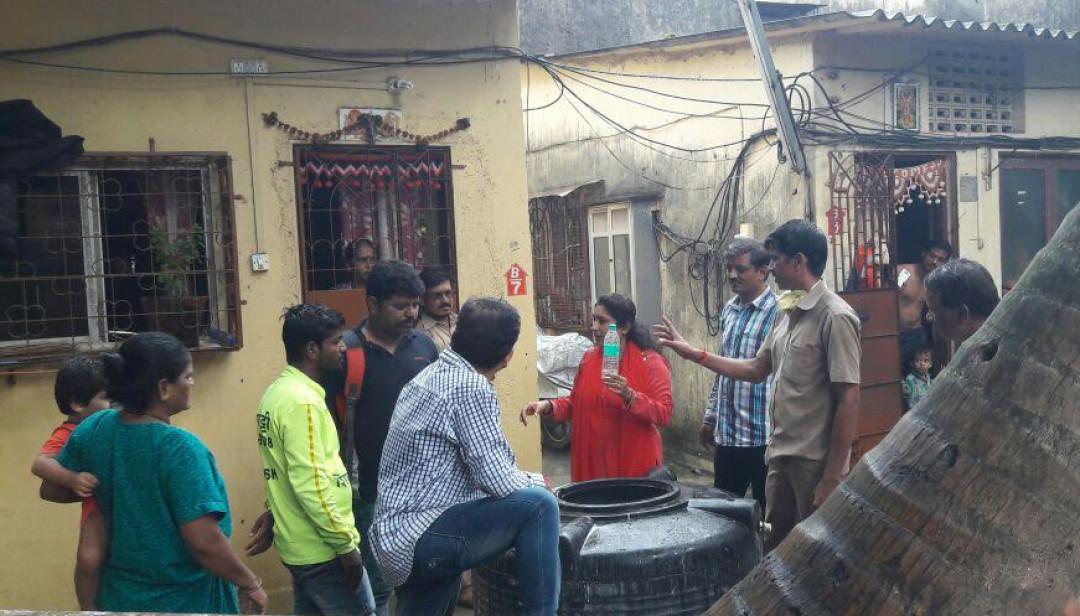 Outbreak of Dengue at Gorai