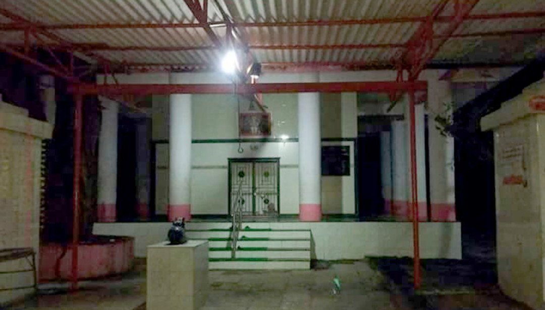 Glowing Tapeshwar Temple