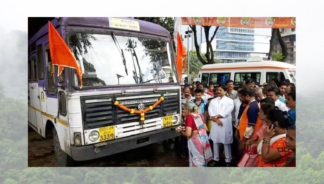 S.T bus service for 'Bappa's devotee'