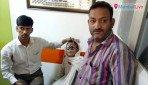 SS distributes free Aadhar card