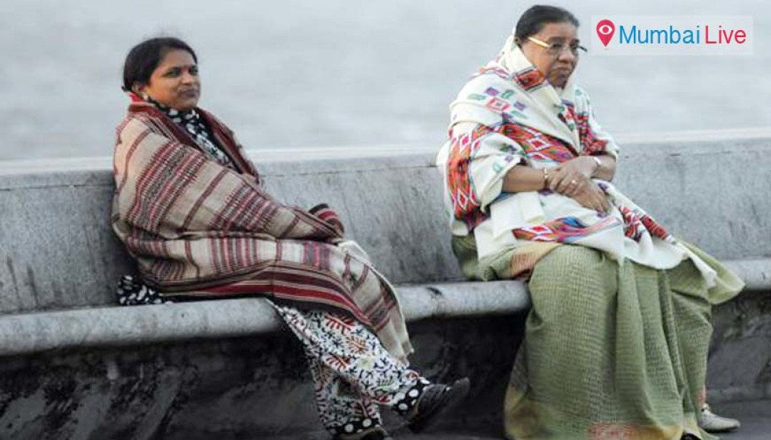 मुंबई में ठंड की दस्तक