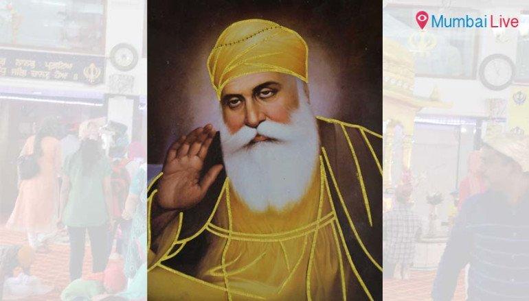 Guru Nanak birth anniversary