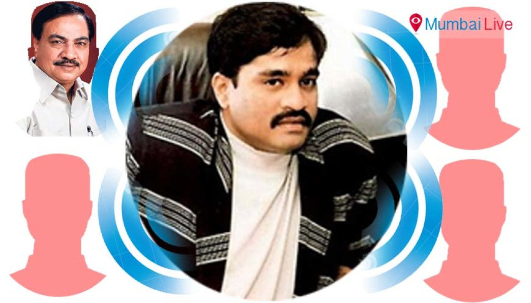 Politicians in touch with Dawood- Bhangale