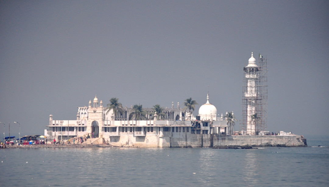 Haji Ali makes way for women