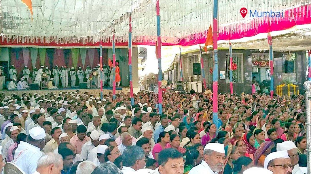 Harinaam Saptah at Govandi