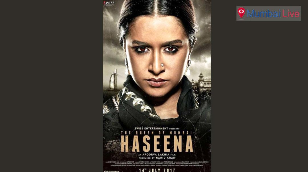 Shraddha Kapoor unveils first photo of 'The Queen of Mumbai – Haseena'