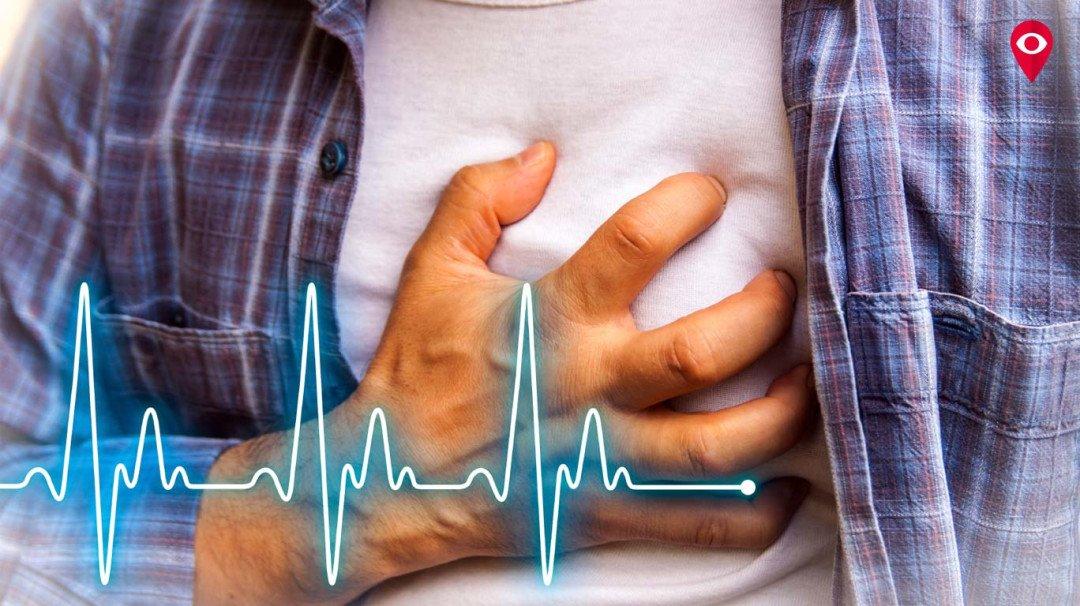 30 ते 50 वयोगटात ह्रदयविकाराचं वाढतं प्रमाण