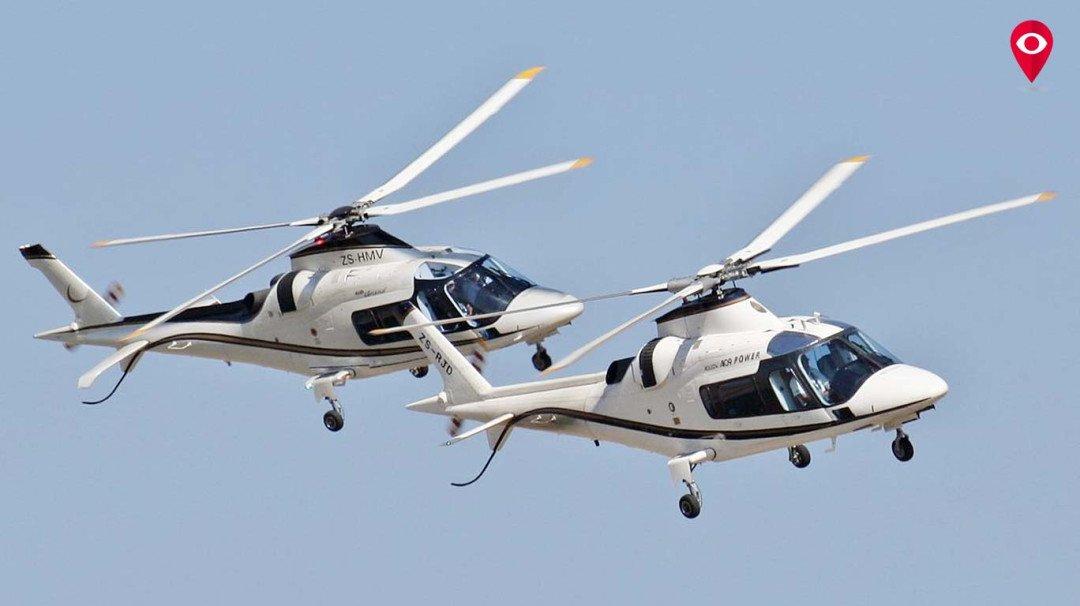 राज्य सरकार घेणार वादग्रस्त ऑगस्ता वेस्टलँड कंपनीची हेलिकॉप्टर्स भाड्याने